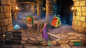 Dragon Quest XI Officially Confirmed for Nintendo Switch