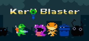 Cave Story Creator's Kero Blaster Heads to PS4