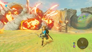 Amiibo Functionality in The Legend of Zelda: Breath of the Wild Detailed, Includes Raining Meat