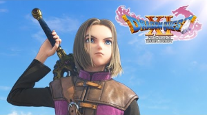 Dragon Quest XI Opening Movie, Gameplay Reveal, First Character Details