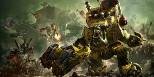 See the Glorious Ork Faction Unveil and Gameplay for Dawn of War III