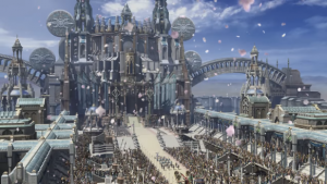 Dissidia Final Fantasy Arcade Gets Final Fantasy XII Rabanstre-Themed Stage