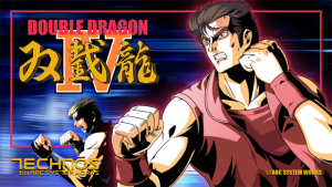 New Double Dragon IV on Nintendo Switch Trailer Has the Edgiest Narrator