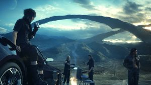 Free Final Fantasy XV DLC Adds New Game+ and Level Caps; New Demo Coming Soon