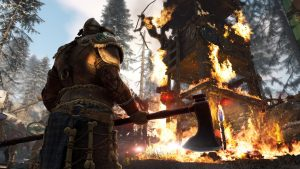 For Honor Closed Beta Launching January 2017, New Hero and Story Trailers