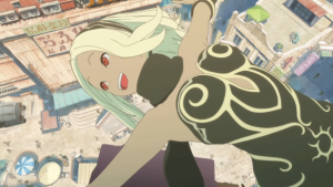New Teaser Trailer Shows Off the Dazzling Gravity Rush Anime