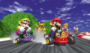 Mario Kart 64 Now Available on North American Wii U Virtual Console