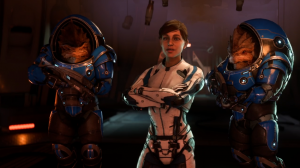 New Gameplay for Mass Effect: Andromeda Shows Off Vehicles, Combat, and More