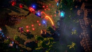 Housemarque Reveals New Shooter Made in Collaboration with Eugene Jarvis, Nex Machina