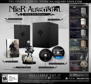 NieR: Automata Western Release Set for March 7