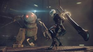 New Footage for NieR Automata Compares PS4 Pro to PS4 Original