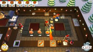 Overcooked Gets Free, Holiday DLC on December 6