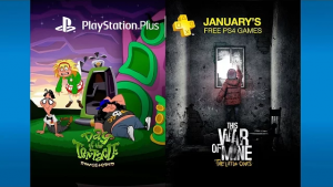 January 2017 PlayStation Plus Includes Day of The Tentacle Remastered, Titan Souls, More