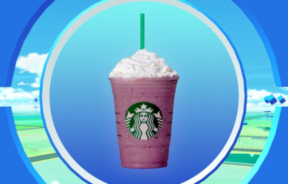 starbucks announces pokemon go collaboration with a new frappuchino