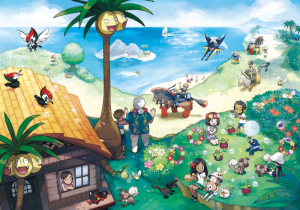 Pokemon Sun and Moon Review – Welcome to Your Summer Vacation