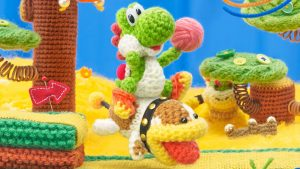 New Poochy & Yoshi's Woolly World Footage Showcases New Features
