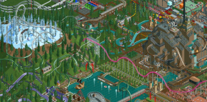 The Original Two RollerCoaster Tycoon Games Now Available for Mobile