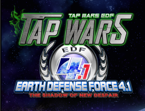 Earth Defense Force Randomly Gets a Mobile Spinoff