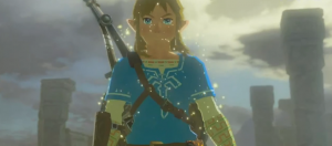 New The Legend of Zelda: Breath of the Wild Gameplay from The Game Awards