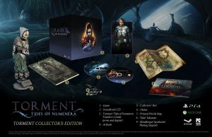 Torment: Tides of Numenera Release Set for February 28