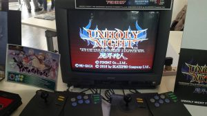 New SNES Fighting Game from Ex-SNK Devs Unholy Night Launching February 2017