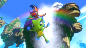 Yooka-Laylee Gets Release Date, Wii U Version Cancelled in Favor of Switch