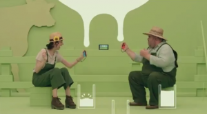 1-2-Switch Announced for Nintendo Switch, Has Wonderful Milking Game