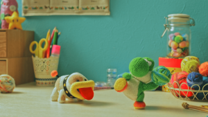 New Poochy & Yoshi's Woolly World Video Will Melt Your Face With Cuteness