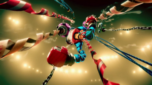 Arms Global Test Punch: Video Impressions and Gameplay