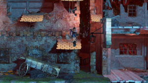 New Bloodstained Gameplay Shows Off a Village Environment