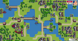 Chucklefish's New Advance Wars-like SRPG WarGroove Officially Announced