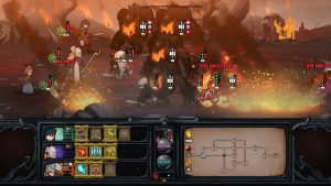Roguelike Strategy Hybrid Has-Been Heroes Announced for PC, PS4, Xbox One, and Switch