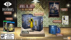 Little Nightmares Launches April 28, Limited Edition and Pre-Order Bonuses Revealed