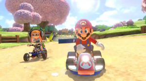 Mario Kart 8 Deluxe Announced for Nintendo Switch