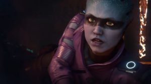 New Mass Effect: Andromeda Trailer Introduces Squadmates