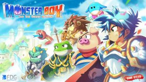 Monster Boy and the Cursed Kingdom Gets Nintendo Switch Version