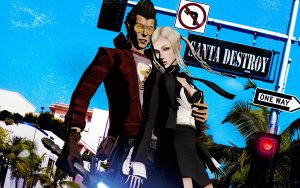 Suda51 Contemplates Making a Hardware-Defining Game for Nintendo Switch