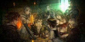 Square Enix Announces New RPG Project Octopath Traveler for Nintendo Switch