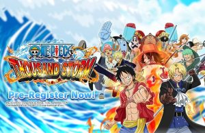 Mobile 3D Action RPG One Piece: Thousand Storm Heads West this Winter