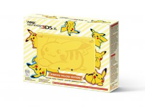 Pikachu-Edition New 3DS XL Announced for North America