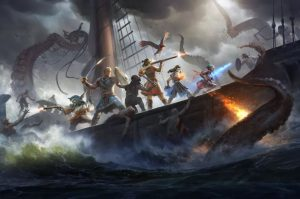 Pillars of Eternity 2: Deadfire Announced, Crowdfunded via Fig