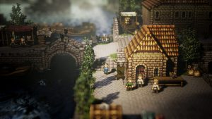 Project Octopath Traveler Western Release Confirmed for 2018