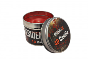"""Official Resident Evil 7 Candle Promises a """"Foisty, Old Timber and Blood"""" Scent"""