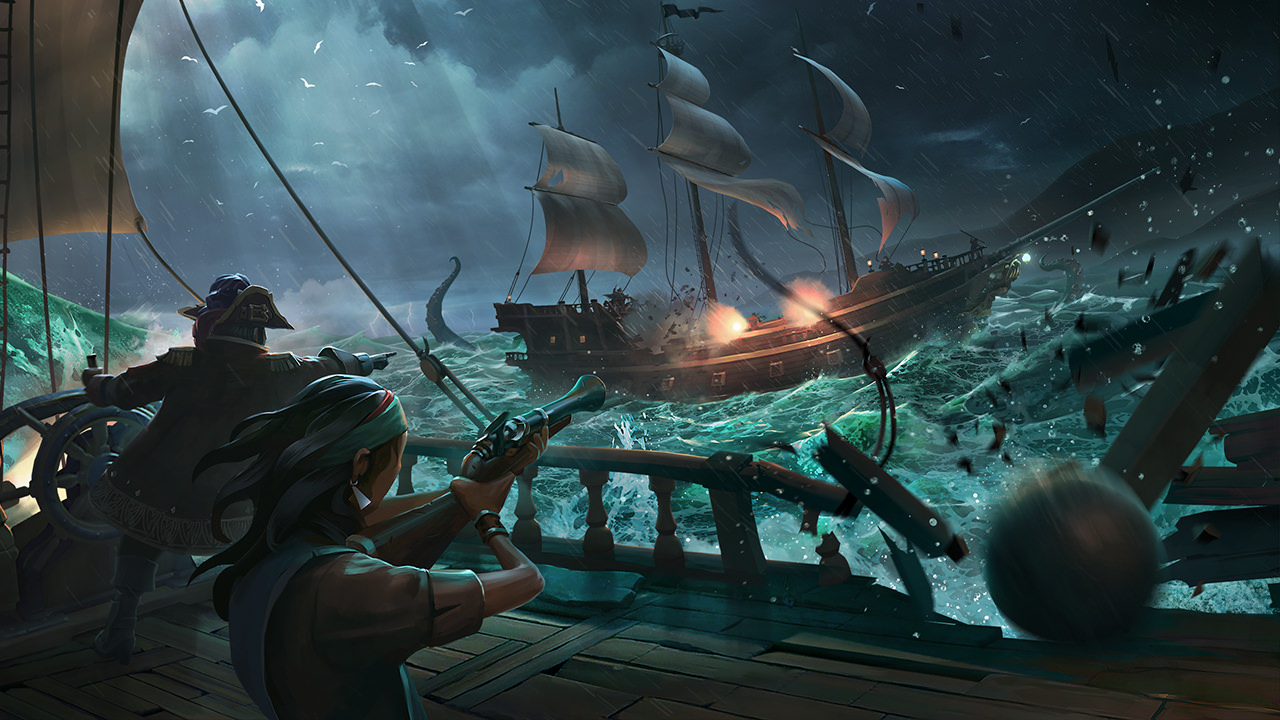 Sea Of Thieves Gets Weekend Closed Alpha Test Niche Gamer