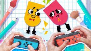 Snipperclips Plus: Cut It Out Together Announced for Switch