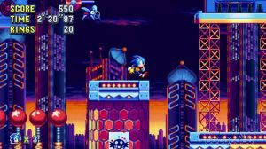 Sonic Mania Comes to Nintendo Switch