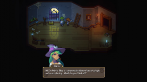 Chucklefish's Other New Game is Like Stardew Valley Meets Harry Potter