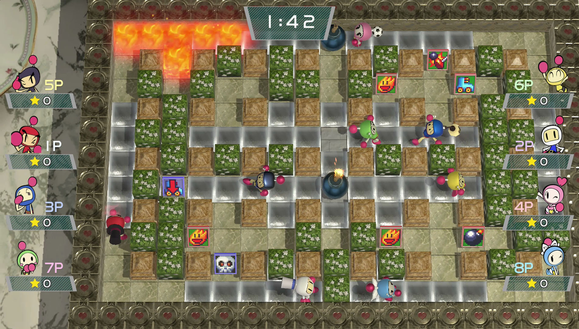 Switch Super Bomberman R For Gamers Compare And Find The Best Switchsuper Konami Announces Nintendo