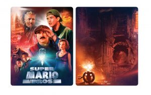 Super Mario Bros. Movie Gets Limited Edition SteelBook Re-Release on Bluray