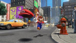 Super Mario Odyssey Launches October 27, New Trailer